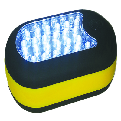 24 & 3 LED Worklight