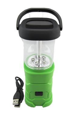 Arafura 5 LED Solar Lantern