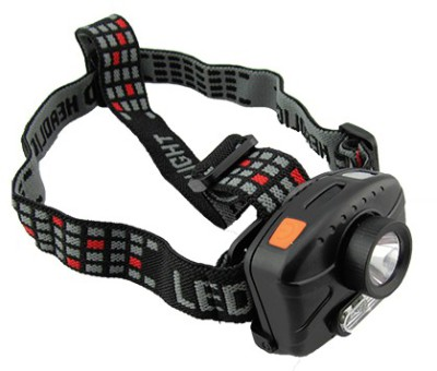 3w LED Headlamp Motion Sensor
