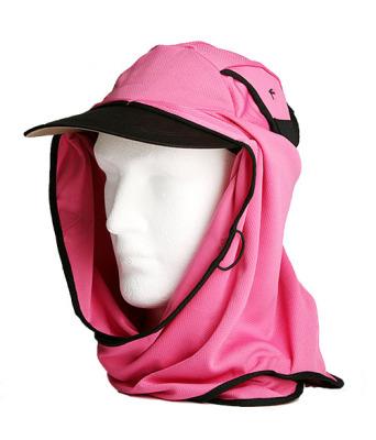 Pink Frillneck