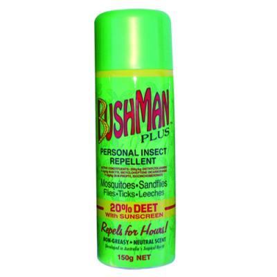 Bushman 150gm Aerosol