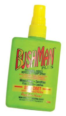 Bushman 100ml Pump Pack
