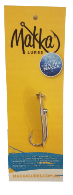 "Makka Spoon 3"" Carded"