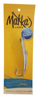 "Makka Spoon 4"" Carded"
