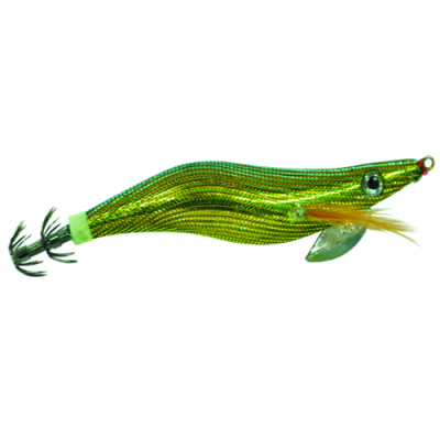 Arafura - Squid Jig Green