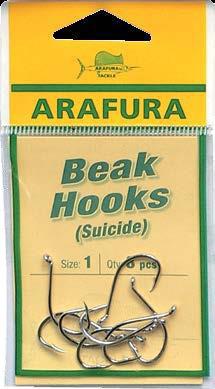 Arafura Beak Hooks