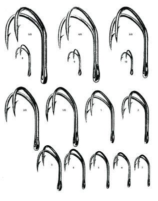 Maruto Aji Double Hooks