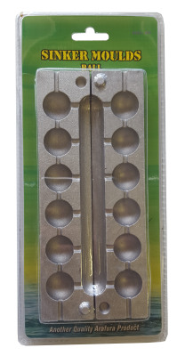 Ball Size 6 Sinker Mould