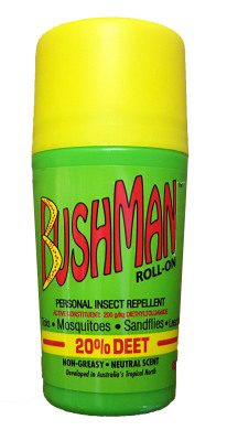 Bushman 65gm Roll On