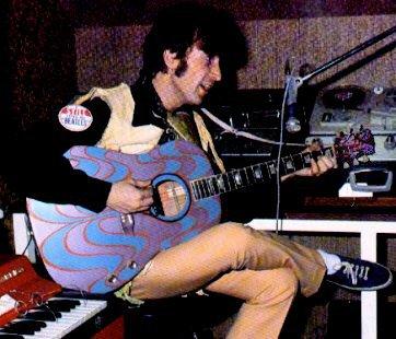 John Lennon 1962 Guitar