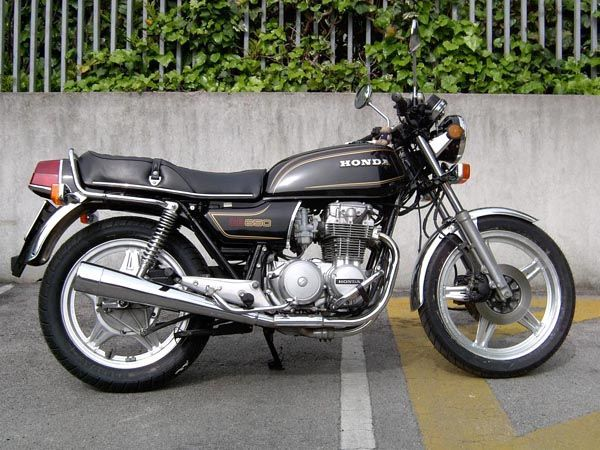 Original restored Honda