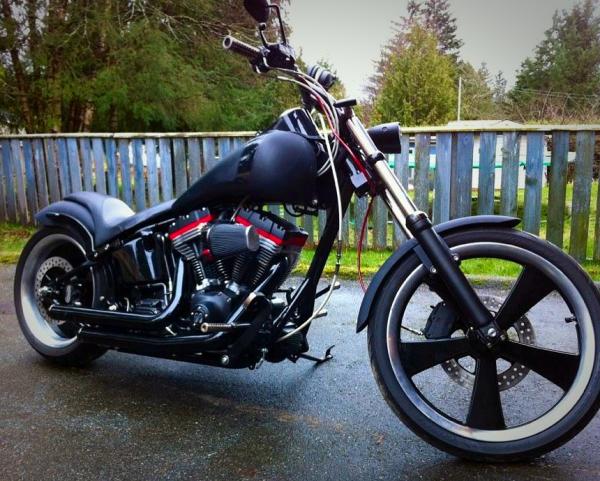 Harley Custom Sportster