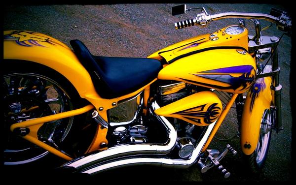 Harley Custom Rider