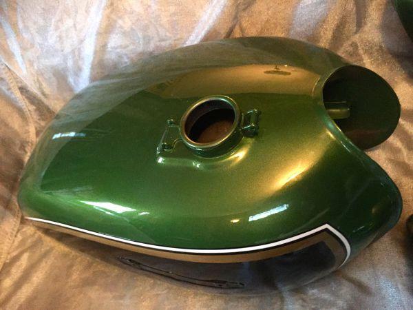 Honda Restoration,