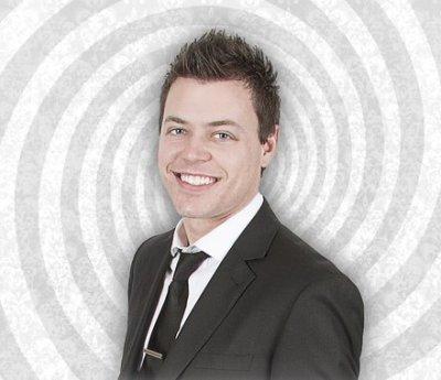 Winnipeg Magician Patrick Gregoire