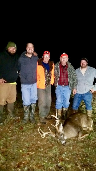 CMB Outdoors South East Ohio Whitetails
