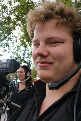 Jesse Price Steadi Cam Operator