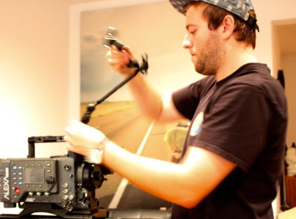 CA sets up camera