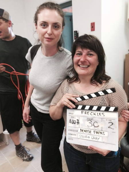 Director Denise Papas Meehcan and AD Alexia Oldini