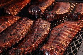 1/2 rack BBQ ribs