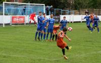 FA Cup football, preliminary round tie, Halesowen Town.