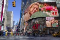Times Square, Manhattan, New York City, USA.