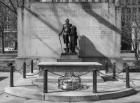 Unknown Soldier Tomb, Washington Square, Philadelphia, USA.