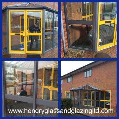 Hendry Glass And Glazing Ltd