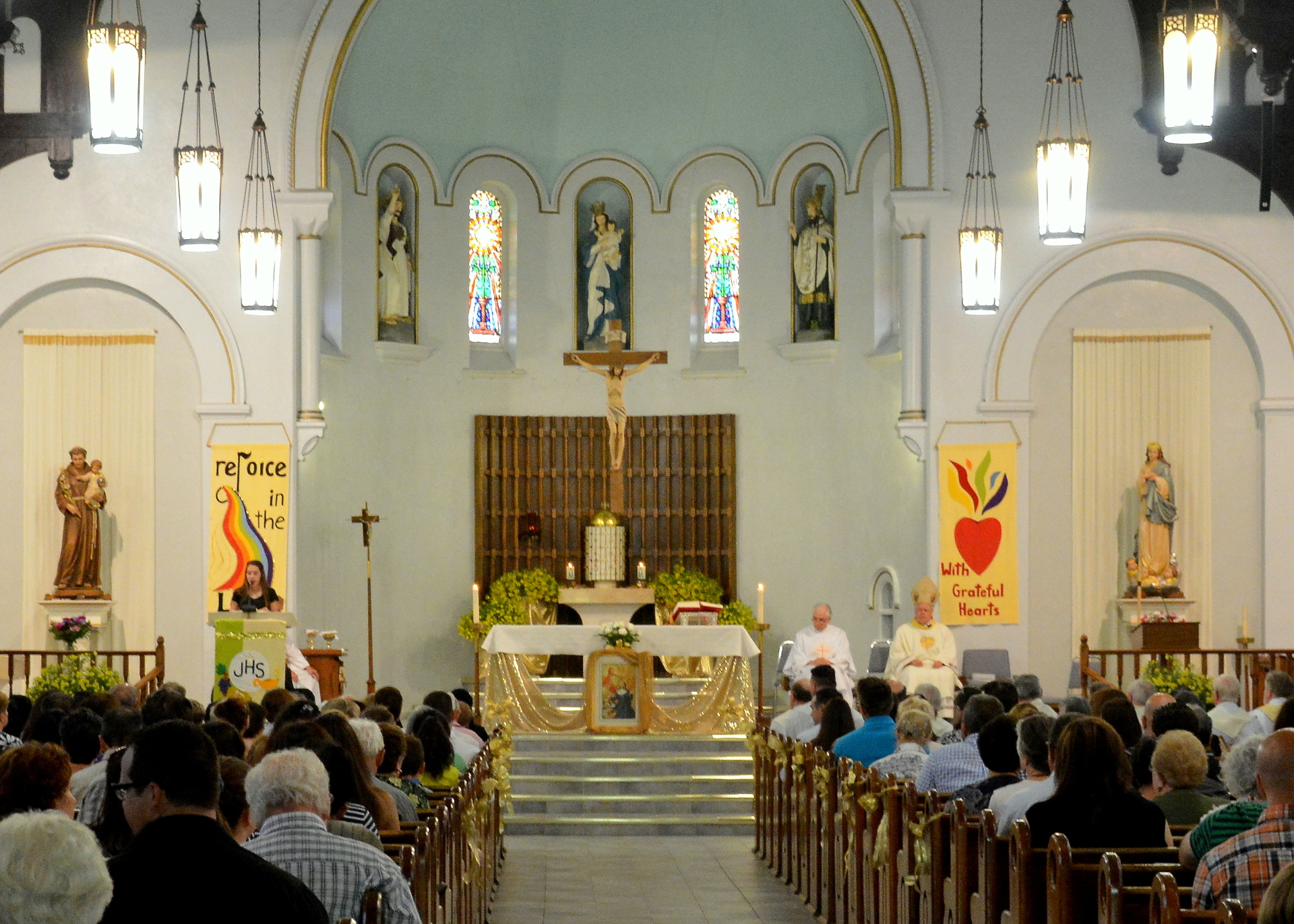 The Celebration of the Holy Eucharist