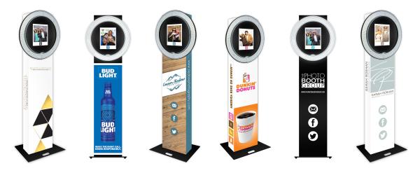 Ipad Social photo booth