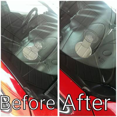 long crack repair