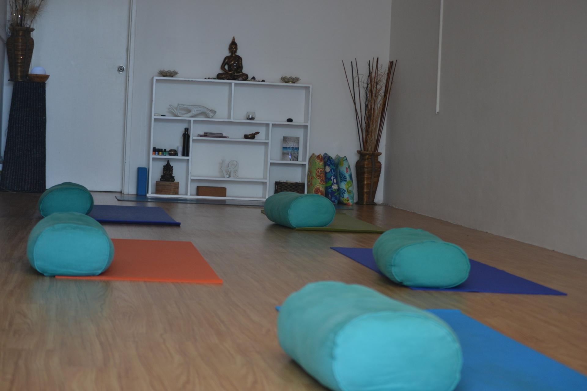 Restorative Yoga Feature Class
