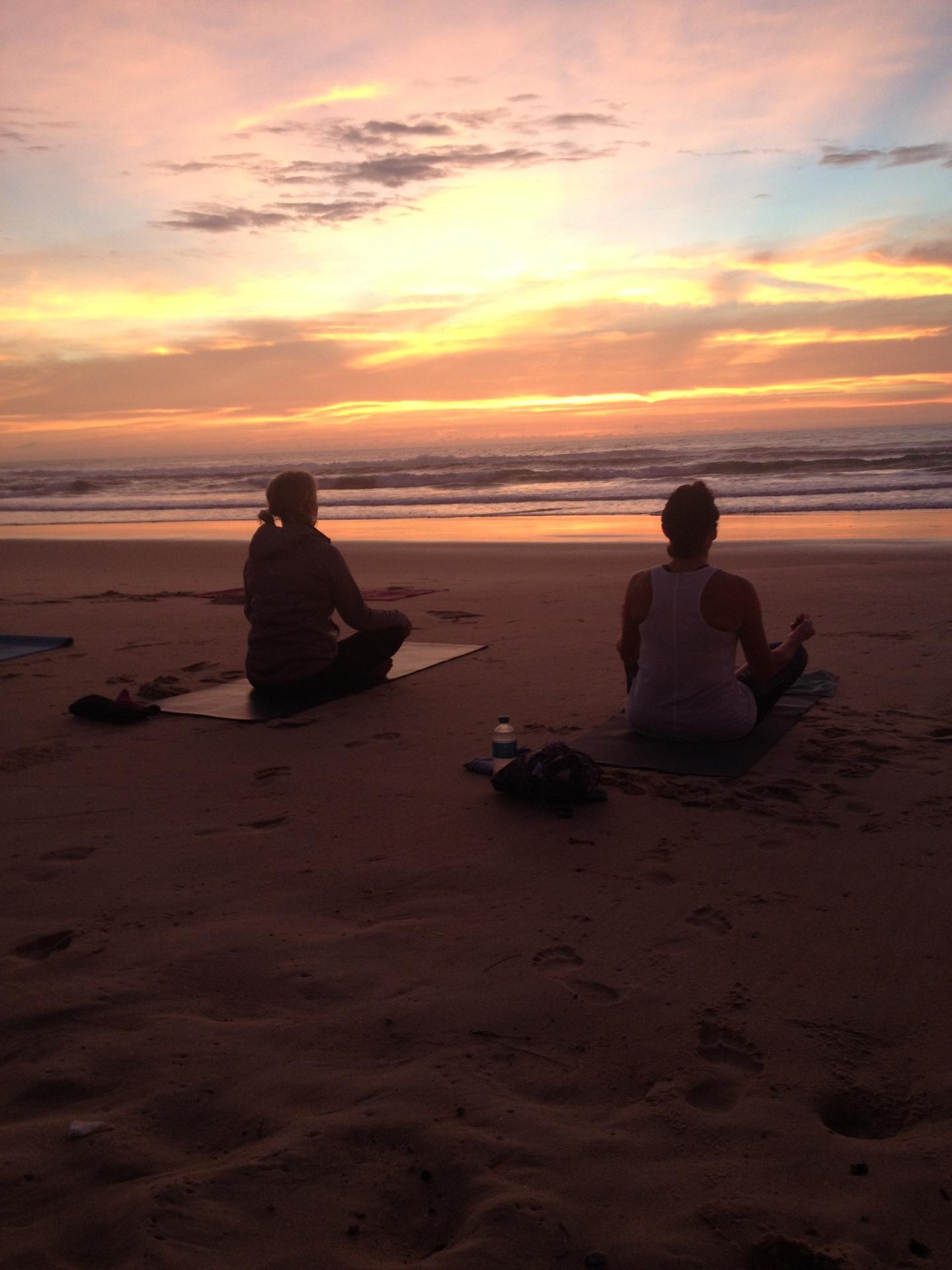 Sun Rise Yoga