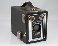 Kodak Brownie Tarfet 6 - 20 box camera