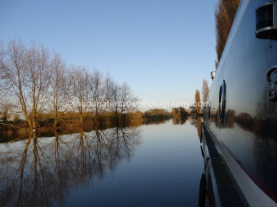hidden boat reflections