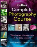 comp;ete photography course book