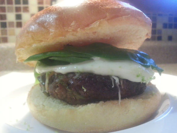 Margarita Hamburger