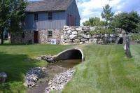 Civil Engineering, Erosion and Sediment Control, Swale