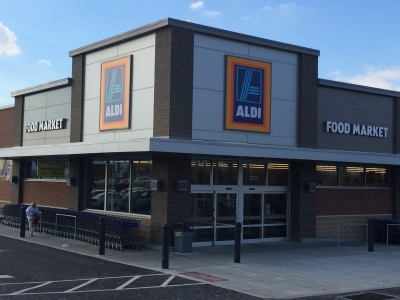 ALDI Walgreen's Berks County, Civil Engineering, Surveying