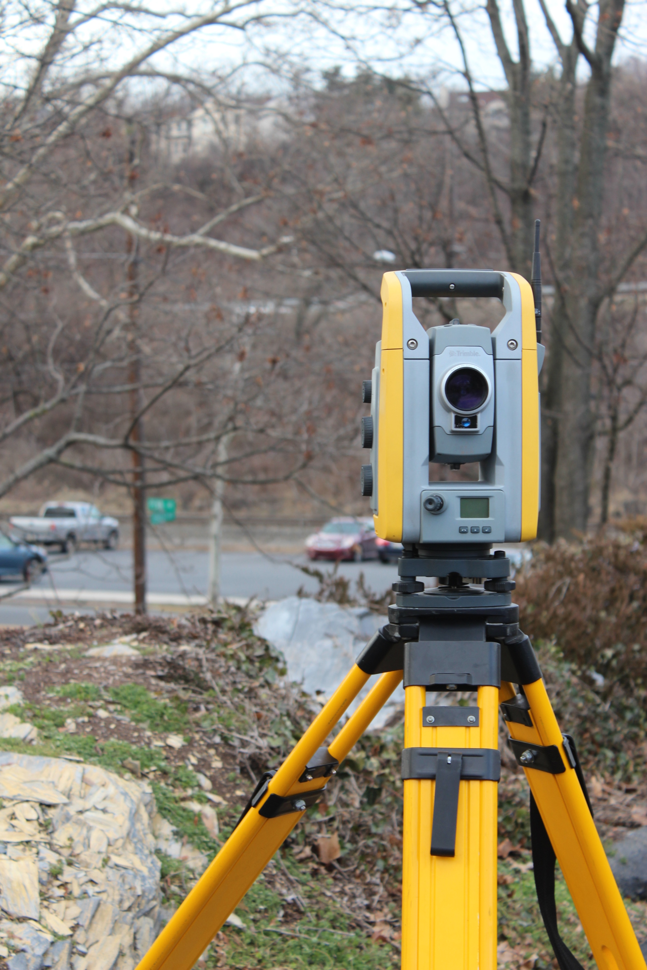 Survey equipment for survey services