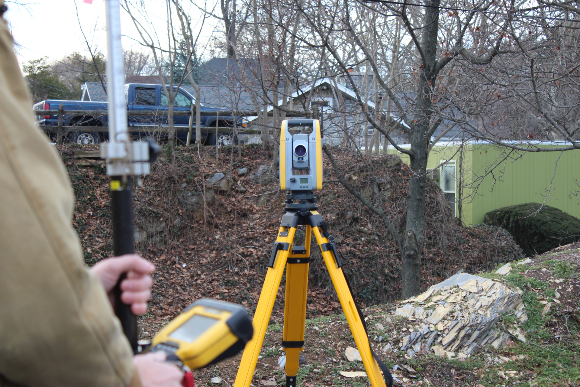 Survey Equipment for Survey Services in Reading Pennsylvania