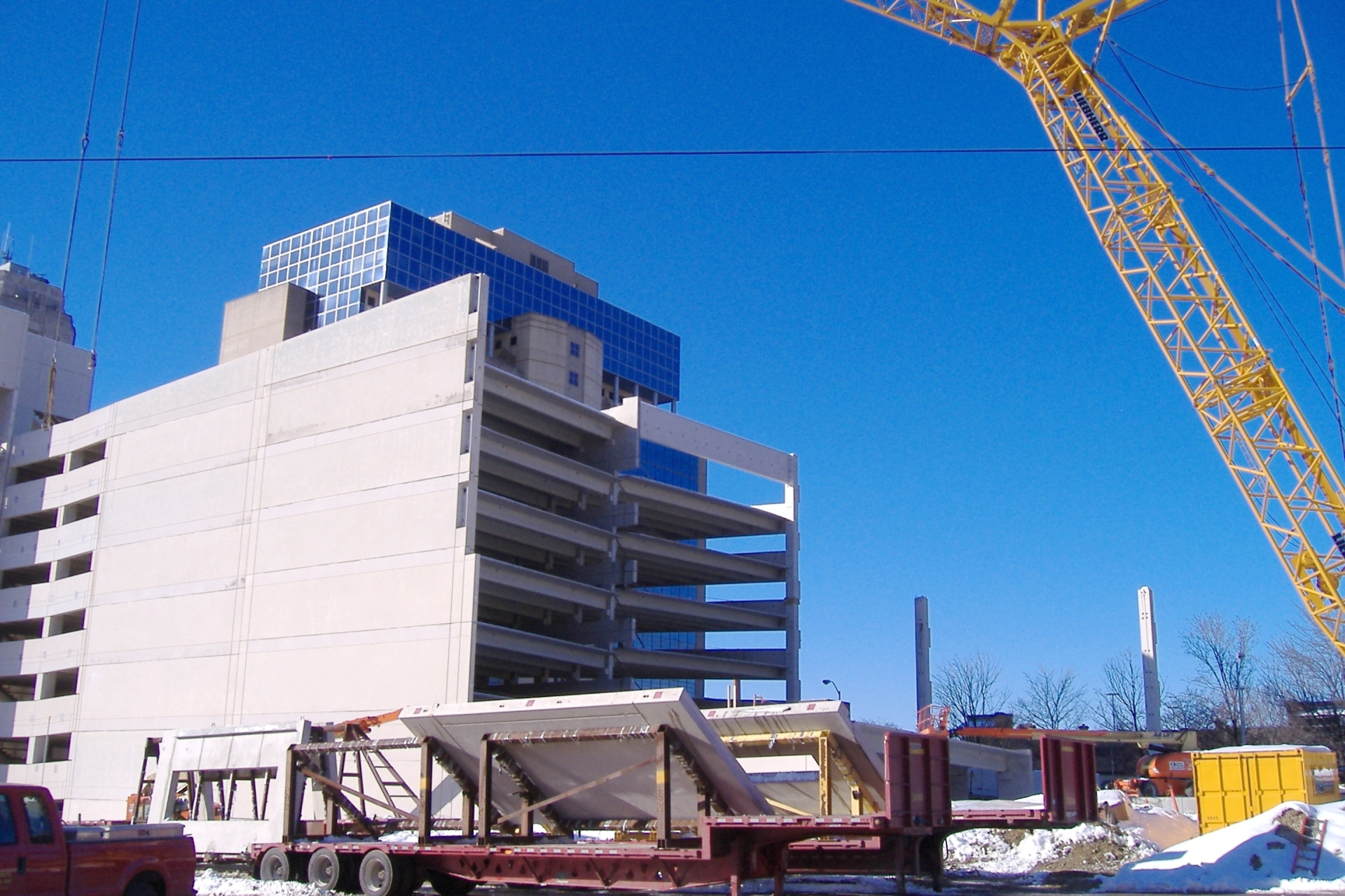 Construction Administration Services for Double Tree Hotel in Reading PA