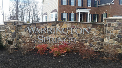 Warrington Springs Bucks County PA, Traffic Engineering