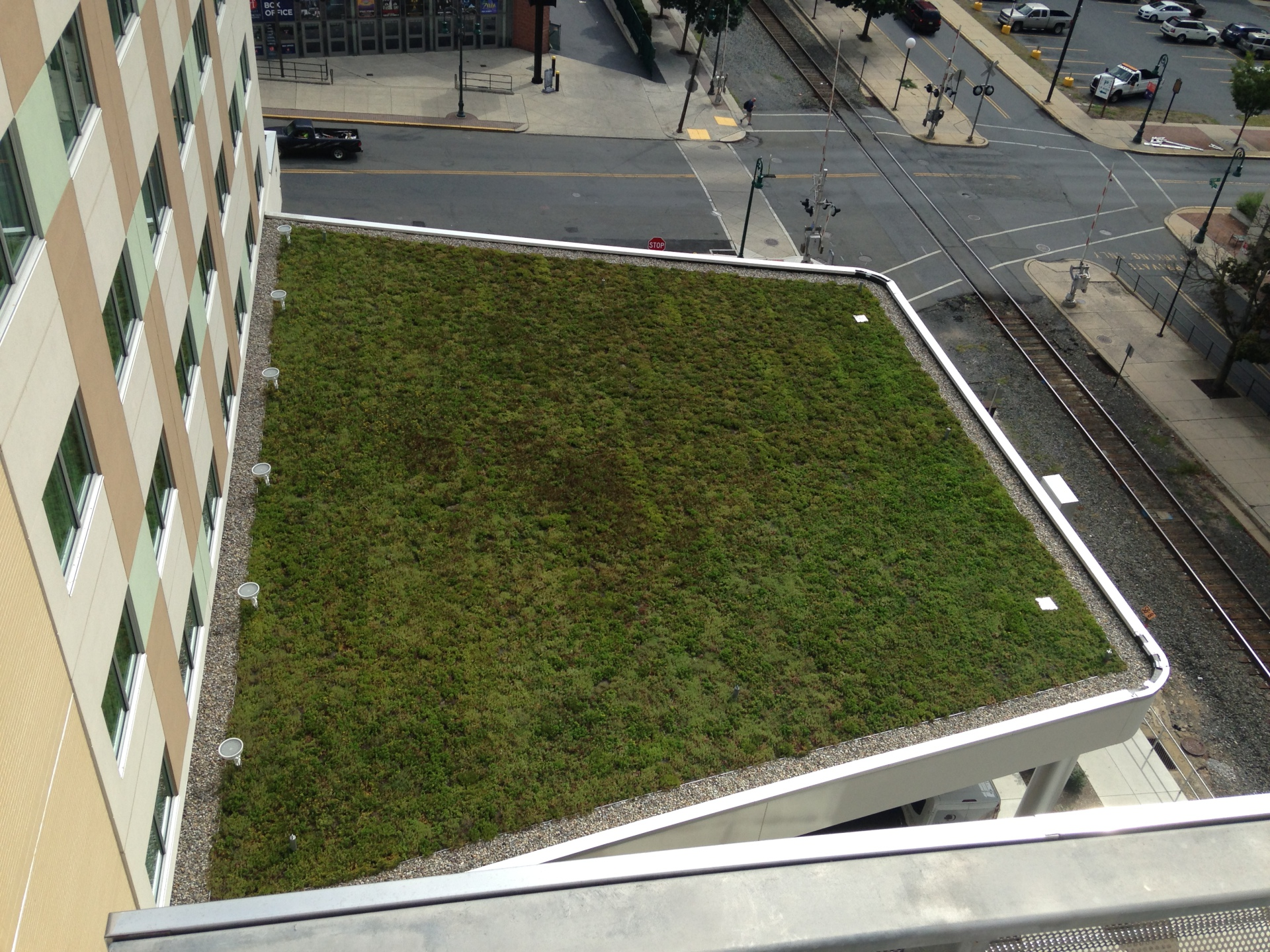 Benefits of Green Roofs
