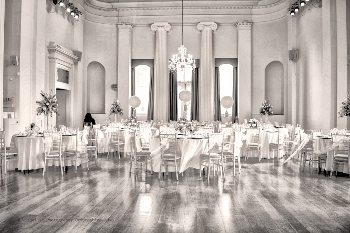 wedding photography of reception wedding venue Gloucester