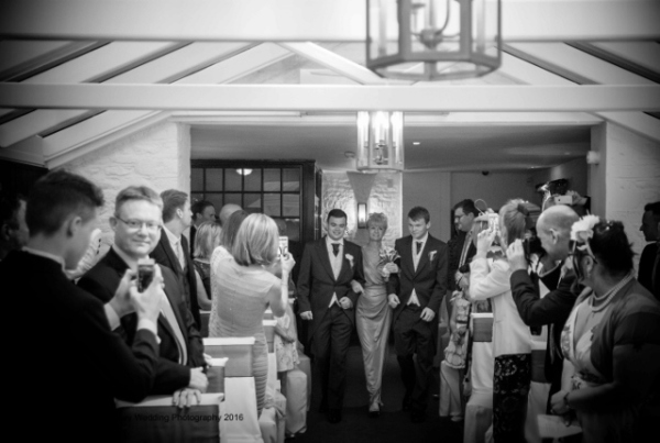 The Baytree Hotel Burford Wedding of Eric and Lorraine