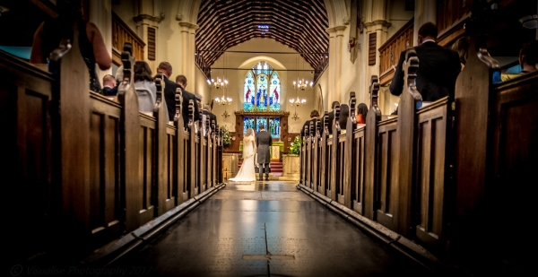 Professional Oxfordshire Wedding Photographer