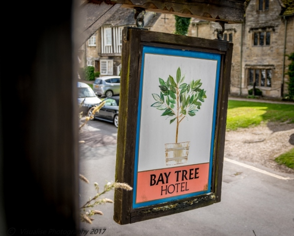 BAYTREE BURFORD SIGN THE BAYTREE HOTEL BURFORD WEDDING PHOTOGRAPHY OXFORDSHIRE