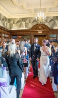 Eynsham Hall Wedding Photography by Visualise Photography