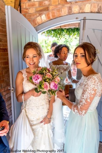 Professional Oxfordshire Wedding Photographer